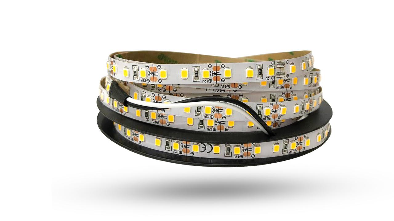 Fita LED 2835 IP20 600 LEDs 12V 14,4W/m 13.800 lúmens