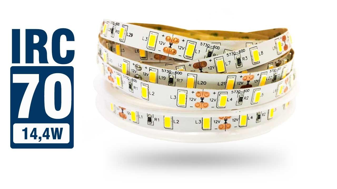 Fita LED 5630 IP20 - Rolo 5m