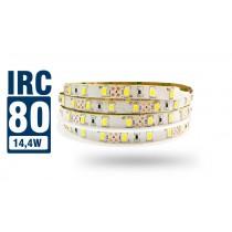 Fita LED 5630 IP20 - Rolo 5m (300Leds) 14,4W/M - 15.000 lúmens - IRC >80 - Alto Brilho