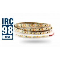 Fita LED 2835 IP20 - Rolo 5m (600Leds) - 12w/m 13.800 lúmens - IRC > 90 - Alto Brilho