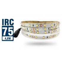 LED 2835 IP20 - Rolo 5m (300Leds) - 4,8w/m
