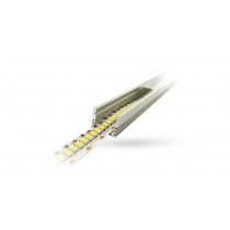 Perfil de Alumínio para Fita de LED - Sobrepor 12.1mm