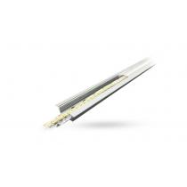 Perfil de Alumínio para LED 3 Metros - Embutir 6.9mm