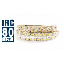 Fita LED 2835 IP20 - Rolo 5m (600Leds) - 10w/m 13.800 lúmens - IRC > 80 - Alto Brilho