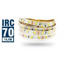 Fita LED 5630 IP20 - Rolo 5m (300Leds) 14,4W/M - 15.000 lúmens - IRC >70 - Alto Brilho