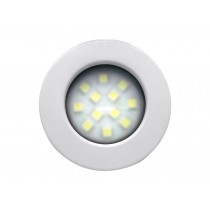 Spot de Embutir P/ Móvel Redondo 12 Power Leds