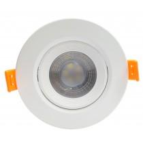 Luminária Dicroica Embutir 5W Redonda