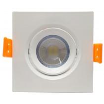 Luminária Dicroica Embutir 3W