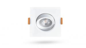 Luminária Mini Embutir 3W